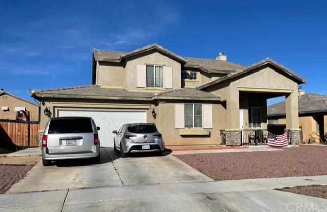 13912 Mayapple Street, Oak Hills, CA 92344 (#CV21005403) :: Compass