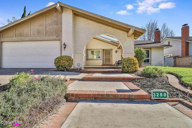 3290 Sunglow Avenue, Simi Valley, CA 93063 (#221000129) :: Powerhouse Real Estate