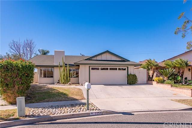 2259 Marvel Avenue, Simi Valley, CA 93065 (#SR21002342) :: Realty ONE Group Empire