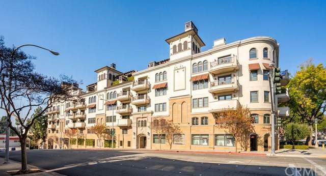 155 Cordova Street #502, Pasadena, CA 91105 (#CV21004939) :: The Costantino Group | Cal American Homes and Realty