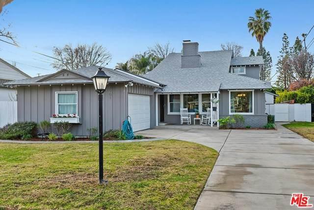 4901 Bluebell Avenue, Valley Village, CA 91607 (#21676986) :: Bob Kelly Team