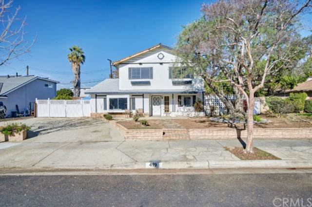 419 Portola Street, San Dimas, CA 91773 (#CV20208470) :: Realty ONE Group Empire