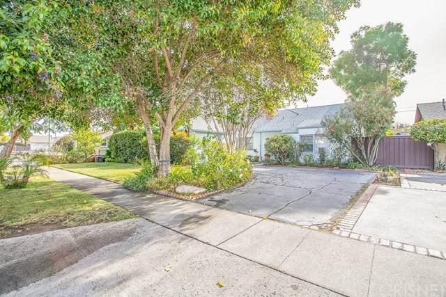 17508 Blythe Street, Northridge, CA 91325 (#SR21005121) :: American Real Estate List & Sell