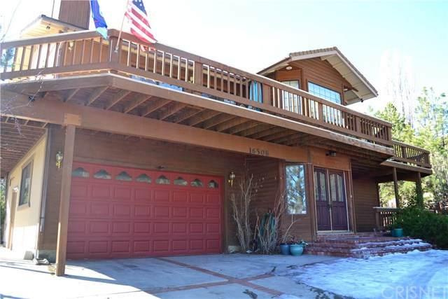 16508 Mil Potrero, Pine Mountain Club, CA 93222 (#SR21005579) :: Bob Kelly Team