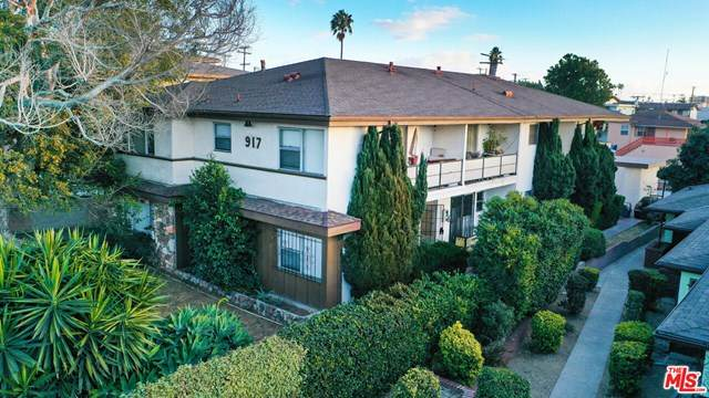 917 Centinela Avenue, Inglewood, CA 90302 (#21678616) :: The DeBonis Team
