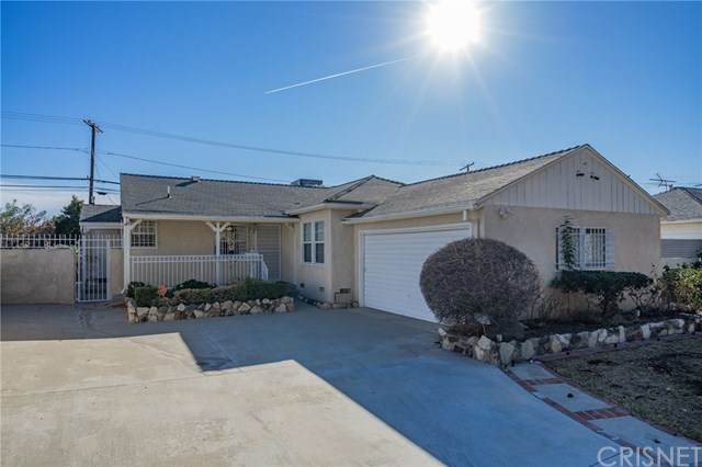 14906 Wolfskill Street, Mission Hills (San Fernando), CA 91345 (#SR21006114) :: American Real Estate List & Sell