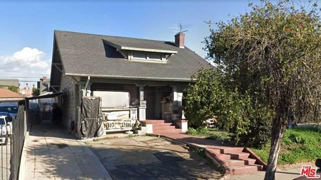 926 S Harvard Boulevard, Los Angeles (City), CA 90006 (#21678822) :: RE/MAX Masters