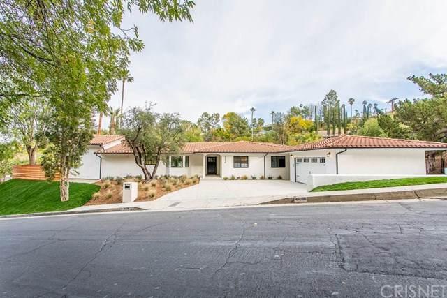 4436 Alonzo Avenue, Encino, CA 91316 (#SR21004918) :: Bob Kelly Team