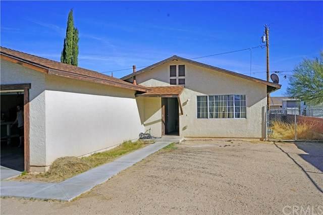 5509 Mariposa Avenue, 29 Palms, CA 92277 (#OC21006433) :: RE/MAX Masters