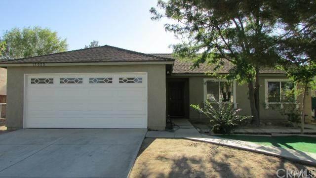 17920 Juniper Street, Adelanto, CA 92301 (#IV21006420) :: The Results Group