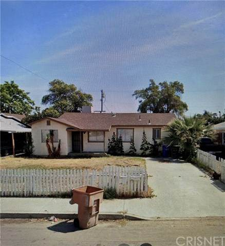 313 Knotts Street, Bakersfield, CA 93305 (#SR21006492) :: Re/Max Top Producers