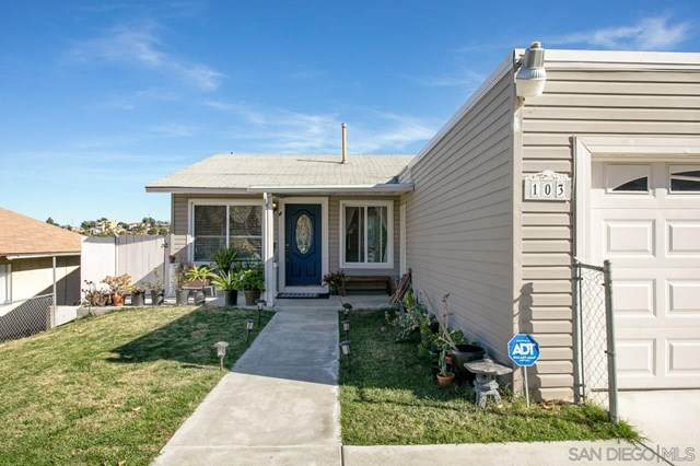 103 65th Street, San Diego, CA 92114 (#210000787) :: The Laffins Real Estate Team