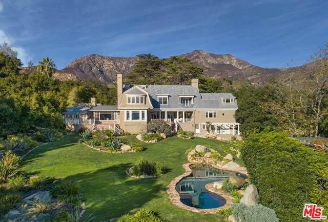 663 Lilac Drive, Santa Barbara, CA 93108 (#21678650) :: Bob Kelly Team