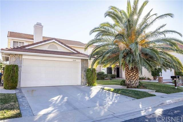 19638 Eagle Ridge Lane, Porter Ranch, CA 91326 (#SR21006564) :: Realty ONE Group Empire