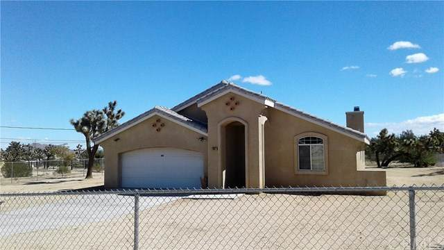 7451 Joshua View Drive, Yucca Valley, CA 92284 (#JT21006899) :: RE/MAX Masters