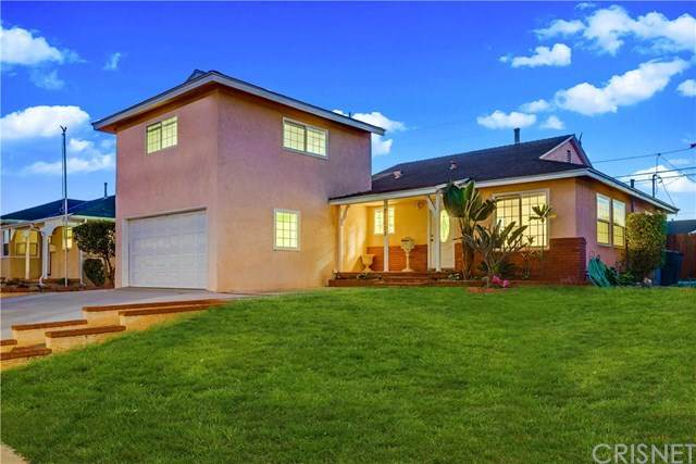 21605 Reynolds Drive, Torrance, CA 90503 (#SR21005681) :: The Results Group