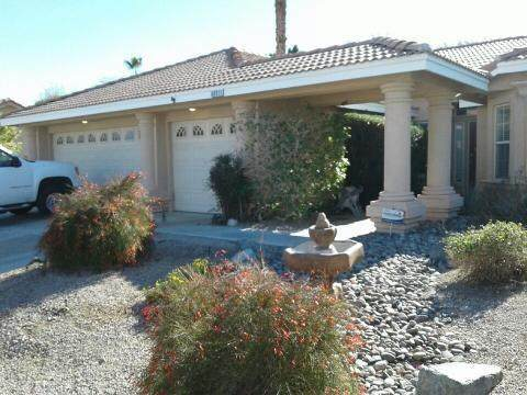 69911 Northhampton Avenue, Cathedral City, CA 92234 (#219055570PS) :: American Real Estate List & Sell