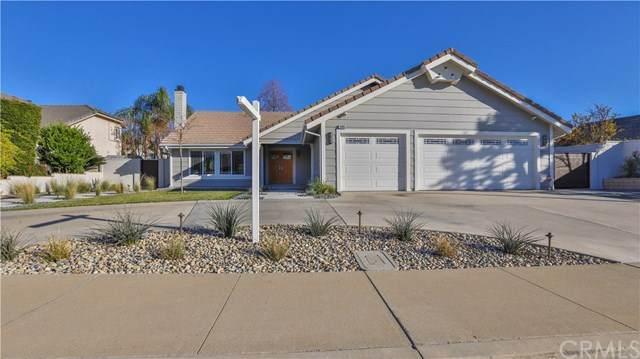 4698 Esperanza Drive, La Verne, CA 91750 (#CV21006875) :: The Alvarado Brothers