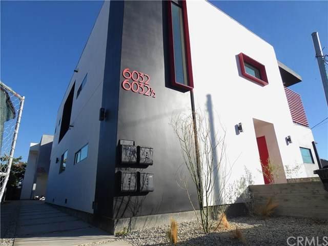 6032 Craner Avenue, North Hollywood, CA 91606 (#BB21006326) :: Compass