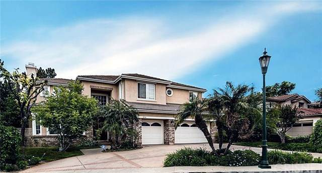 18746 Maplewood Lane, Porter Ranch, CA 91326 (#SR21007075) :: Compass