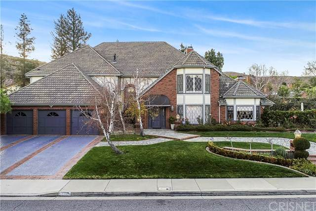 6117 Braemar Court, Agoura Hills, CA 91301 (#SR21005910) :: Team Forss Realty Group