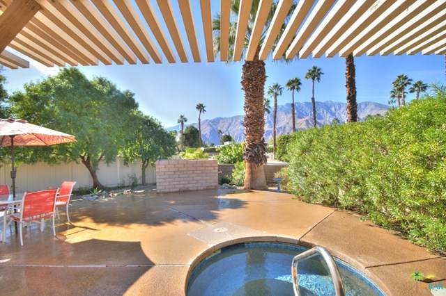 1333 N Sunflower Circle, Palm Springs, CA 92262 (#21677990) :: Crudo & Associates