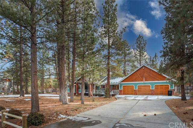 2474 橡树巷,Big Bear,CA 92314(#EV21007312)::