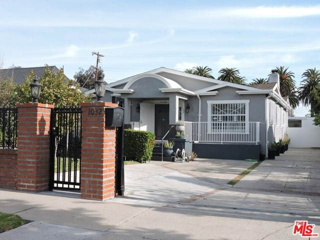 1032 S Windsor, Los Angeles (City), CA 90019 (#21679548) :: Bob Kelly Team