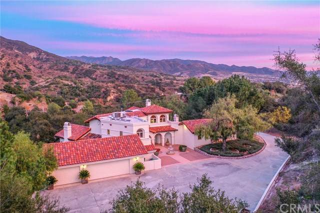 19401 Wunder Trail, Trabuco Canyon, CA 92679 (#LC21005259) :: Berkshire Hathaway HomeServices California Properties