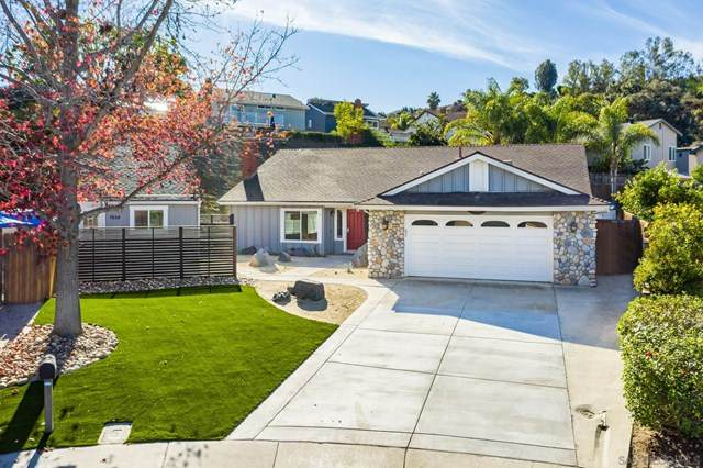 7656 Bromeliad Ct, San Diego, CA 92119 (#210000895) :: The Results Group