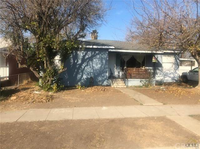 808 Wilson Avenue, Bakersfield, CA 93308 (#SP21007668) :: Re/Max Top Producers