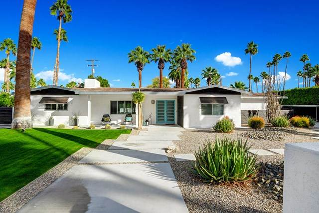 4 Palomino Road, Palm Springs, CA 92264 (#219055629PS) :: Realty ONE Group Empire