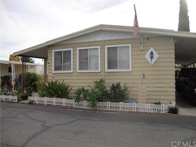 22111 Newport Avenue #57, Grand Terrace, CA 92313 (#IV21007780) :: The DeBonis Team