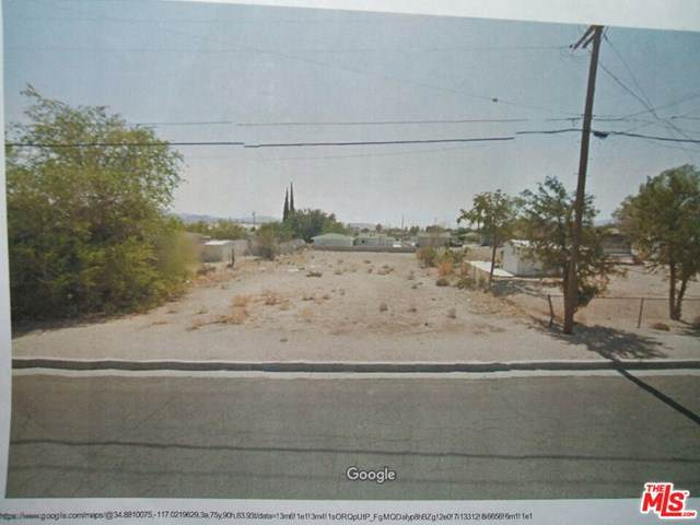 0 S Deseret Avenue, Barstow, CA 92311 (#21679764) :: Realty ONE Group Empire