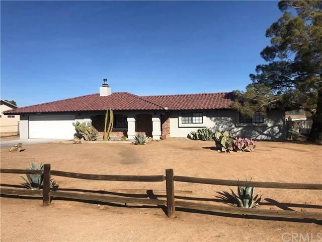 22422 Isatis Avenue, Apple Valley, CA 92307 (#CV21007806) :: Z Team OC Real Estate