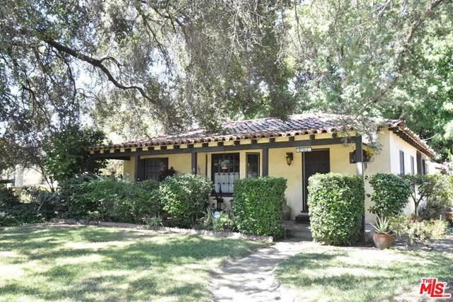 4961 Agnes Avenue, Valley Village, CA 91607 (#21679722) :: Bob Kelly Team