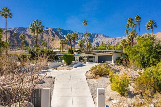 2395 N Vista Drive, Palm Springs, CA 92262 (#219055639PS) :: Compass