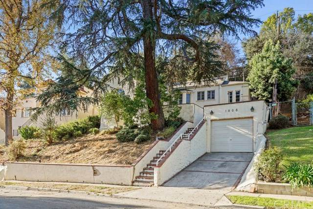 1808 Gillette, South Pasadena, CA 91030 (#PF21005872) :: RE/MAX Masters