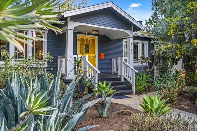 5022 Mount Royal Drive, Los Angeles (City), CA 90041 (#SR21005626) :: American Real Estate List & Sell