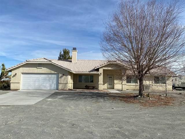 11815 Rosado Road, Pinon Hills, CA 92372 (#531224) :: BirdEye Loans, Inc.