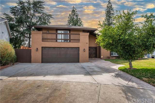 7609 Vicky Avenue, West Hills, CA 91304 (#SR21008298) :: Compass