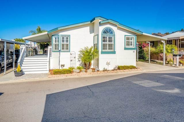 9395 Harritt Road Spc 25, Lakeside, CA 92040 (#PTP2100269) :: Zutila, Inc.