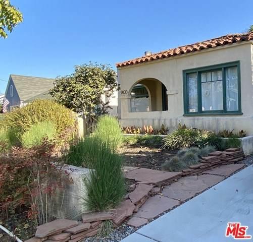 9030 Carson Street, Culver City, CA 90232 (#21680200) :: The Alvarado Brothers