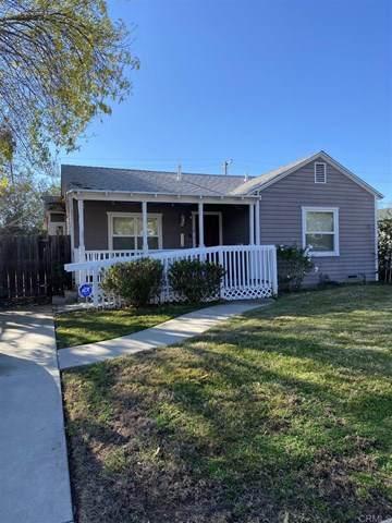 1671 S Maple Street, Escondido, CA 92025 (#NDP2100450) :: Zutila, Inc.
