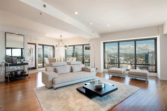 100 Harbor Drive #3206, San Diego, CA 92101 (#210001024) :: Powerhouse Real Estate