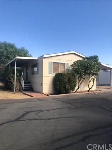 22111 Newport Avenue #135, Grand Terrace, CA 92313 (#CV21008511) :: Millman Team