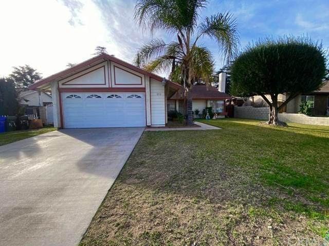 252 N Quince Avenue, Rialto, CA 92376 (#IV21008606) :: American Real Estate List & Sell
