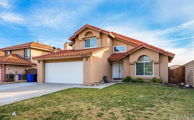 17203 Fern Street, Fontana, CA 92336 (#CV21008612) :: The Costantino Group | Cal American Homes and Realty
