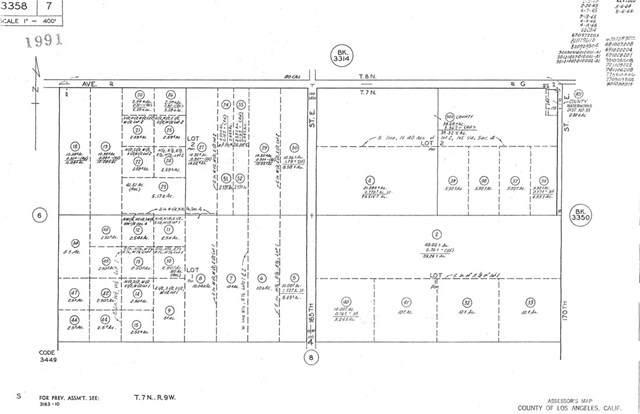 0 Vac/Vic Avenue G8/160 Ste, Roosevelt, CA 93535 (#SR21008513) :: RE/MAX Empire Properties