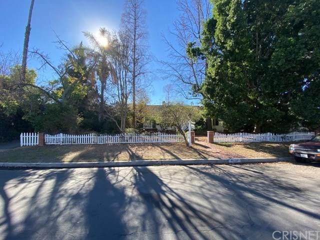 12626 Tiara Street, Valley Village, CA 91607 (#SR21008660) :: Bob Kelly Team